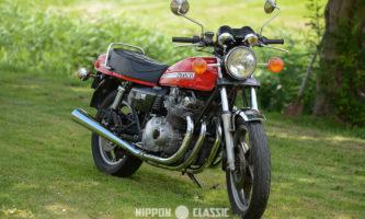 Die Suzuki GS 1000