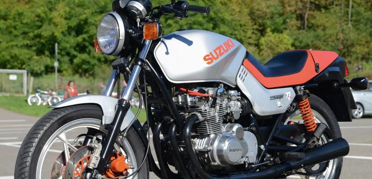 Suzuki GS 550 EM