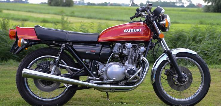 Suzuki Gs E