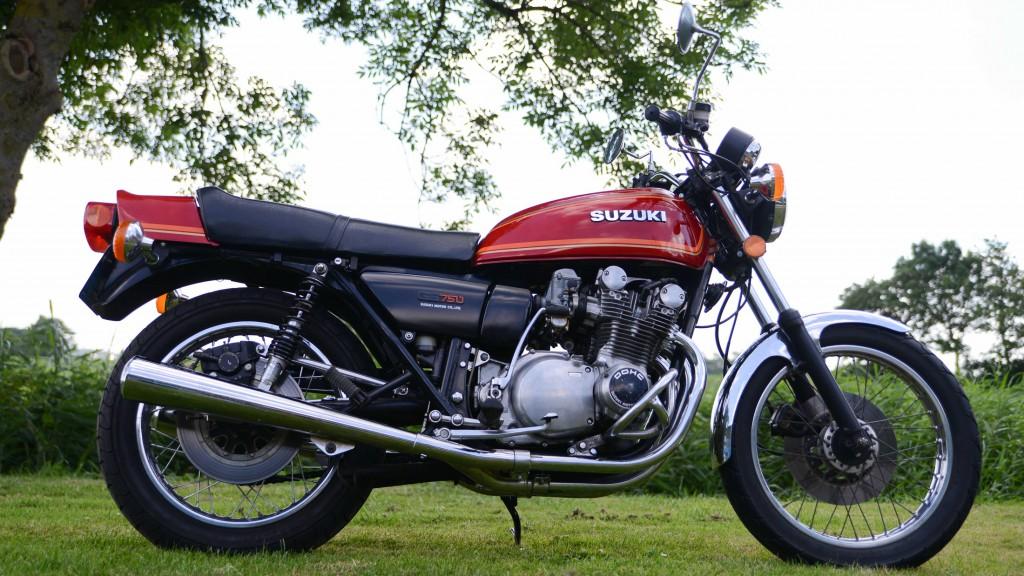 Suzuki Gs 750 1976 1980 Die Sportskanone