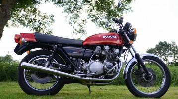 Suzuki GS 750 – die Sportskanone