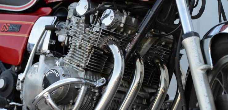 Suzuki GS 850 Motor
