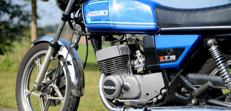 Suzuki GT 250 X7