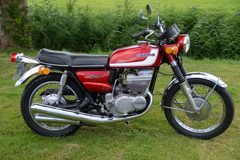 Suzuki gt 380 1972 1980 erfolgreicher oldtimer for Yamaha suzuki of texas
