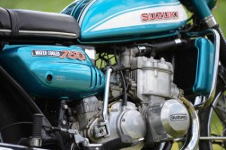 """Suzuki GT750 – Ein """"Wasserbüffel"""" auf sportlicher Tour"""