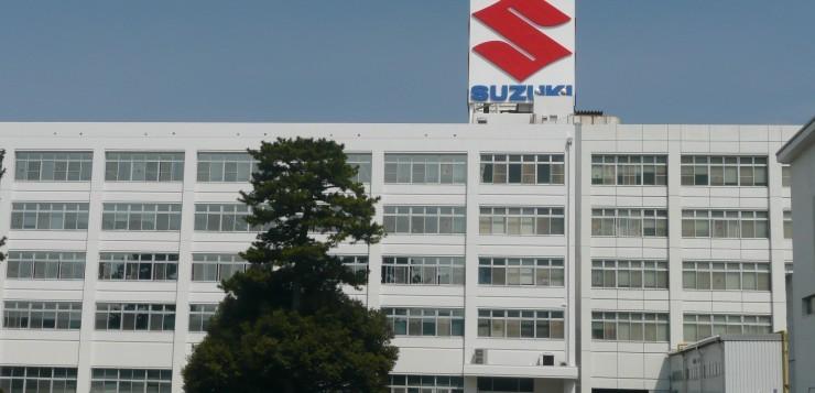 Suzuki Unternehmenszentrale