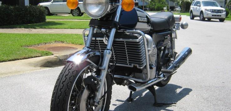 Suzuki RE 5 Rotary