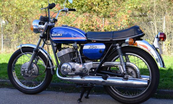 Suzuki T250