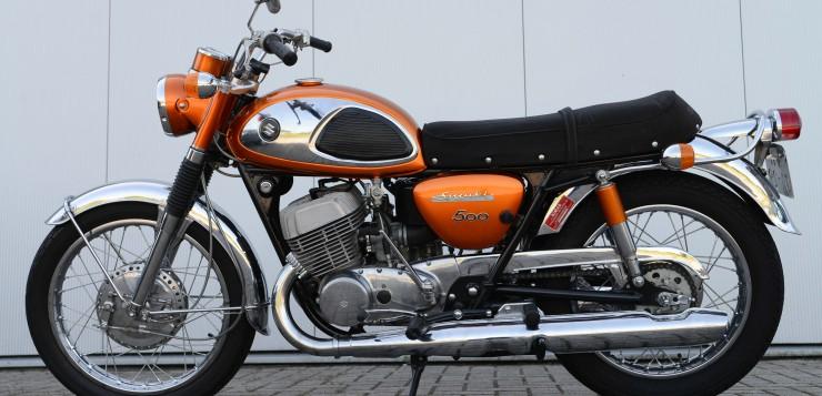 Suzuki T 500 Titan