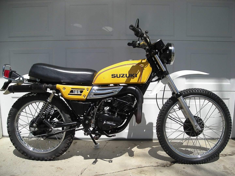 Suzuki TS 185 (1971 - 1978) - Gemacht für die Prärie