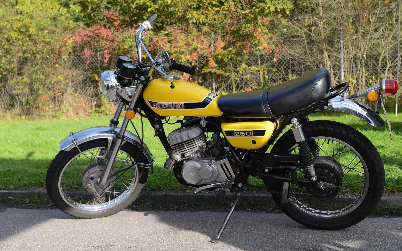 Suzuki TS 250 (1969 - 1981) - Die wilde Enduro