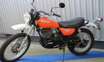 Suzuki TS 400 Apache (Quelle: Nippon-Classic.de)