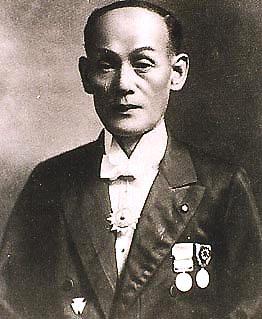 Torakusu Yamaha (1851 – 1916) begann mit Musikinstrumenten