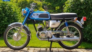 Yamaha YAS-1 bis AS3 – Unterschätzter Kraftzwerg