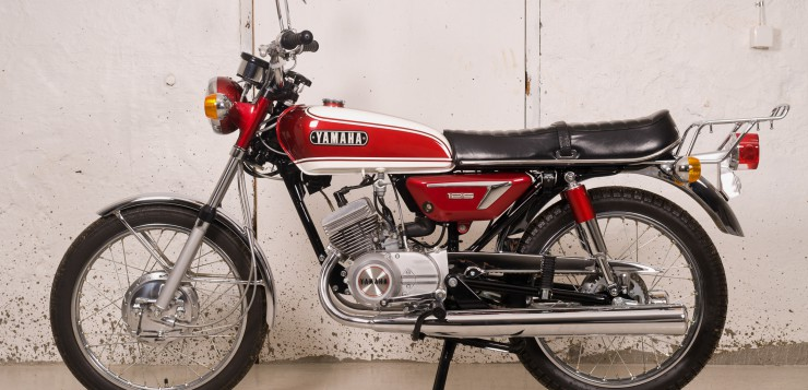 Yamaha AS3