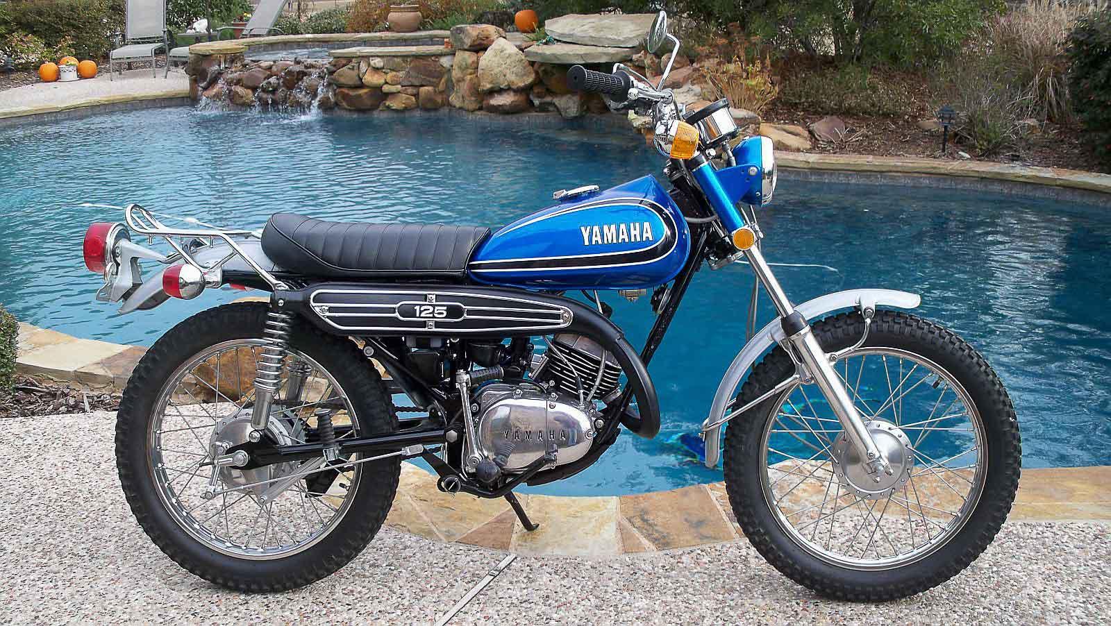 Yamaha AT3 von 1973