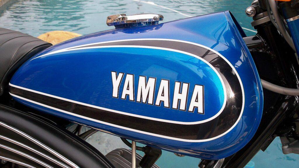 Die Yamaha DT1 bracht ein Jahr zuvor den Stein ins Rollen
