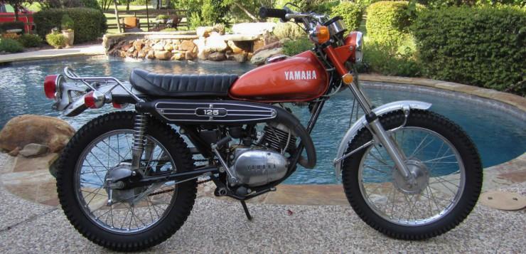 Yamaha AT 125