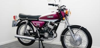 Yamaha RD 200 – Kleiner Kultklassiker