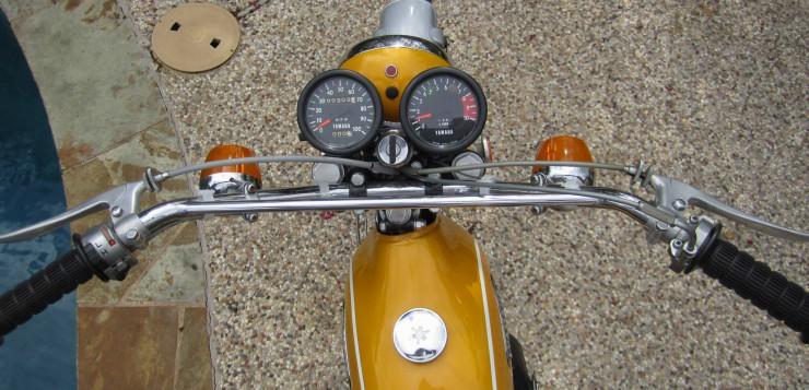 Yamaha CT1 /DT 175