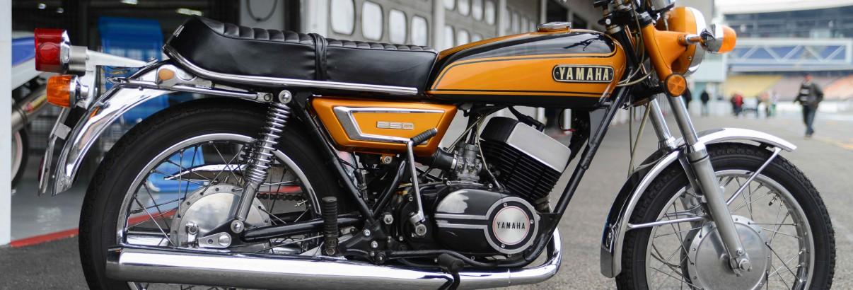 Yamaha DS 7 – Zeitzeugin unserer wilden Jahre