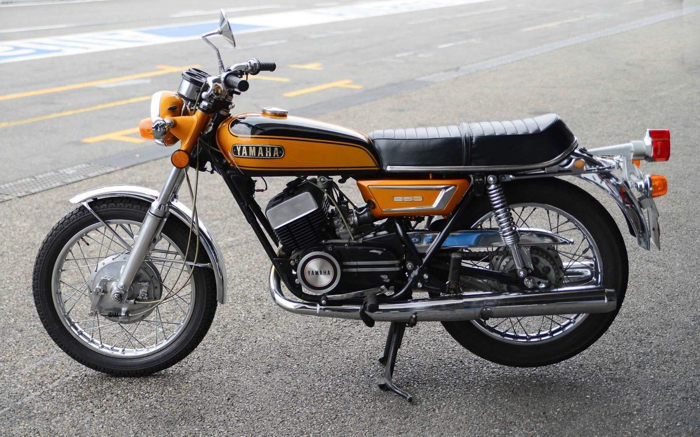 Yamaha DS 7 (1970-1972) – Zeitzeugin unserer wilden Jahre