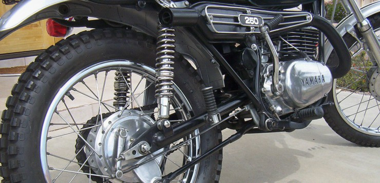 Yamaha DT3 / Yamaha DT 250