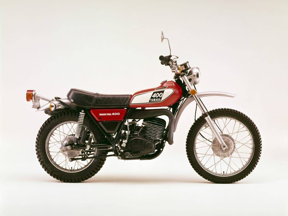 Yamaha Rt Enduro