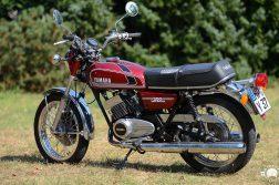 Yamaha RD 250 – Bestseller im Zweitaktsegment
