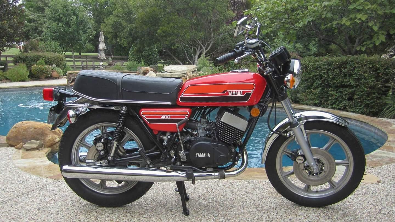 Yamaha RD 350 / RD 400 (1973-1979) - Motorradtraum der 1970er