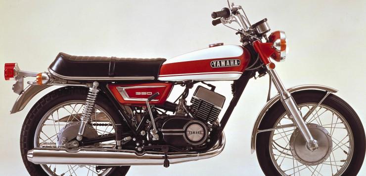 Yamaha R5 / RX 350