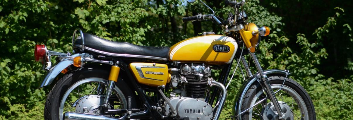 """Yamaha XS 1 – Die """"englischste"""" Yamaha aller Zeiten"""