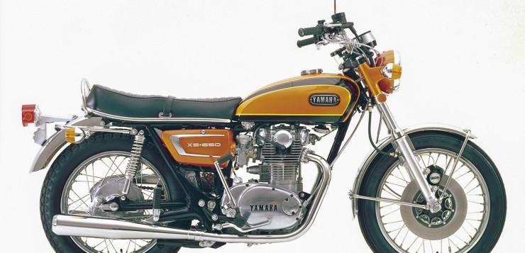 Yamaha XS 650 / XS 2