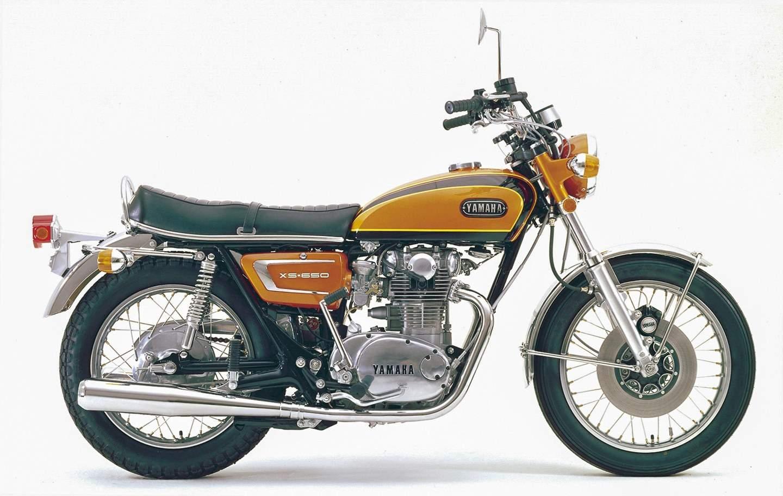 Yamaha Xs Exhaust