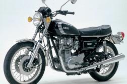 """Yamaha XS 650 – Die japanische """"Bonneville"""""""