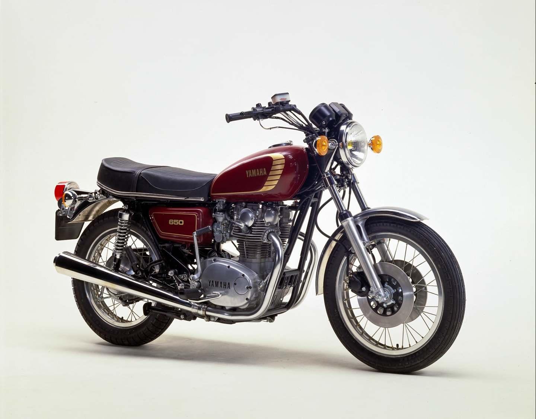 Yamaha Xs 650 1974 1984 Die Japanische Bonneville