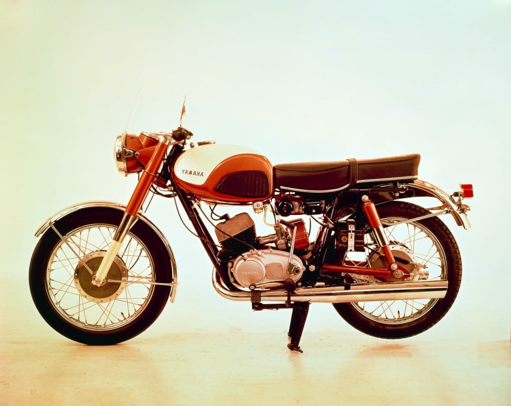 Yamaha_YDS-1