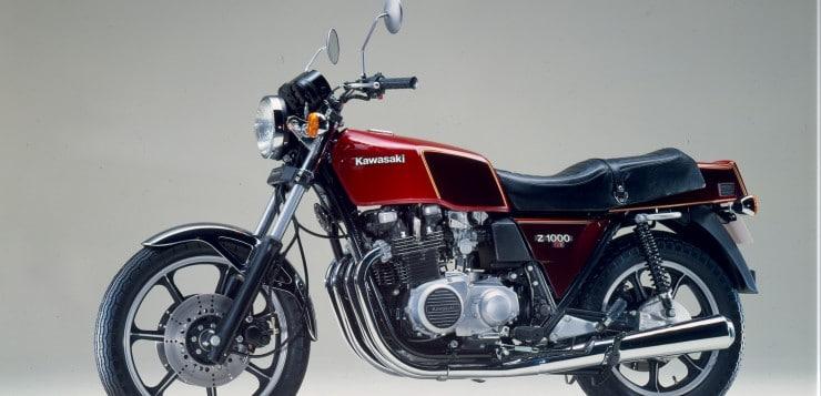 Kawasaki Z 1000 ST