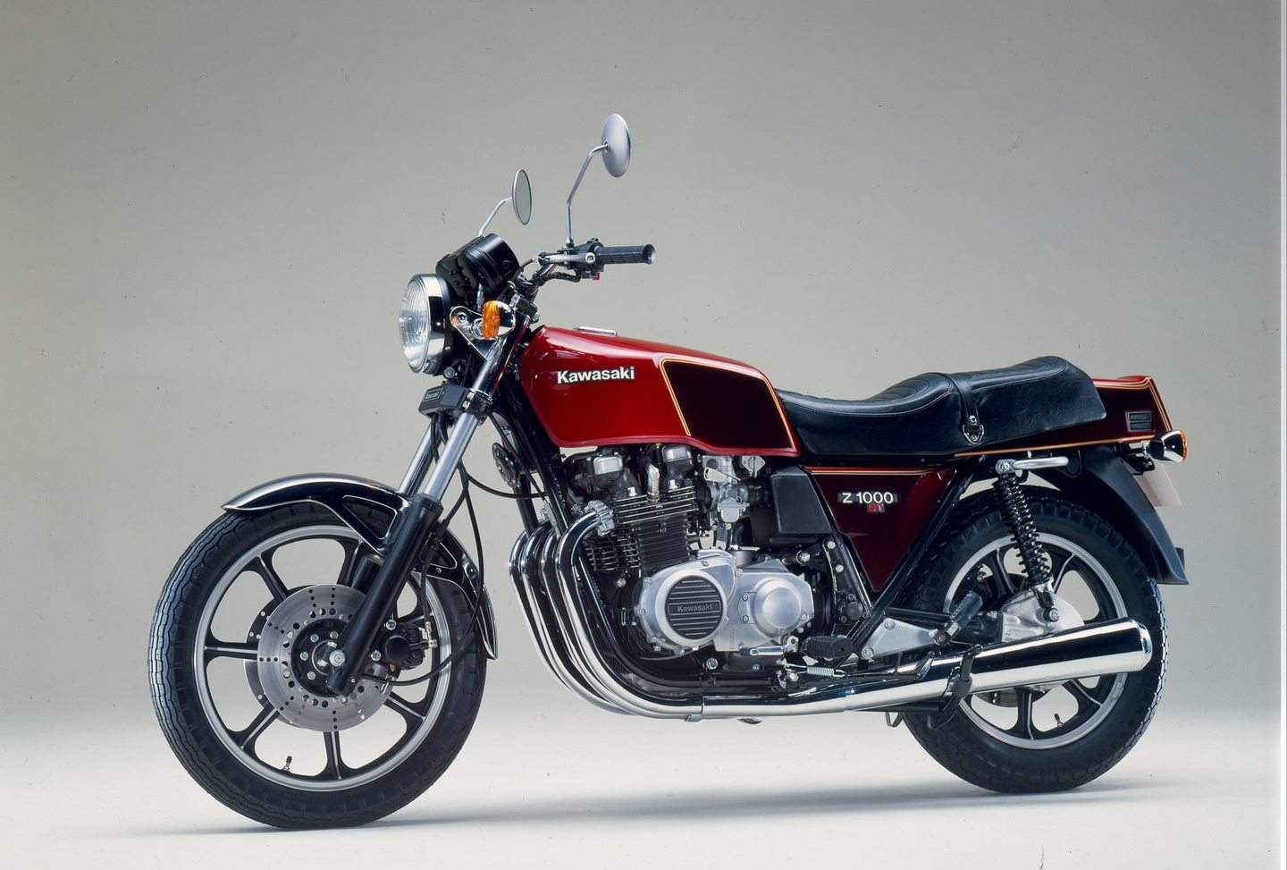 Suzuki Motorcycle With V Twin