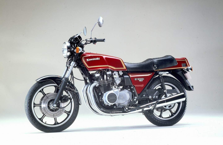 Kawasaki Z St Cafe Racer