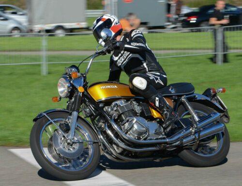 Honda CB 750 Four – 50. Geburtstag einer Legende