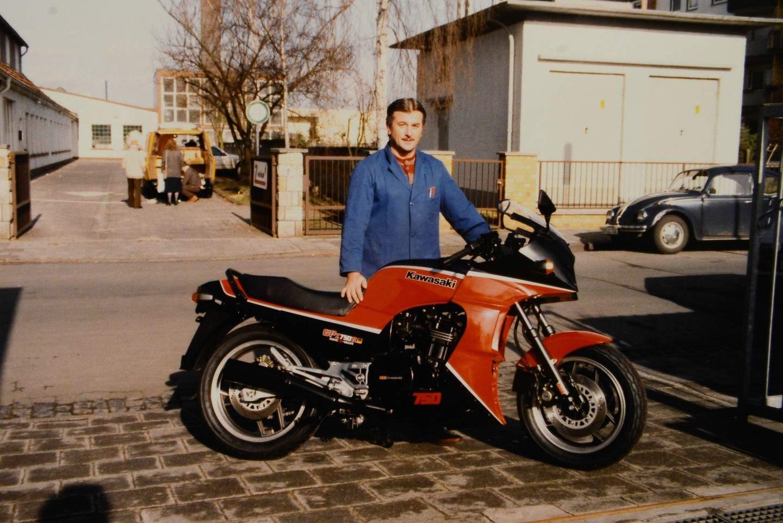 Niedlich 1983 Kawasaki Motorradschaltpläne Fotos - Der Schaltplan ...