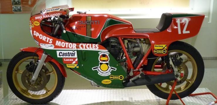 Ducati 900SS Mike Hailwood