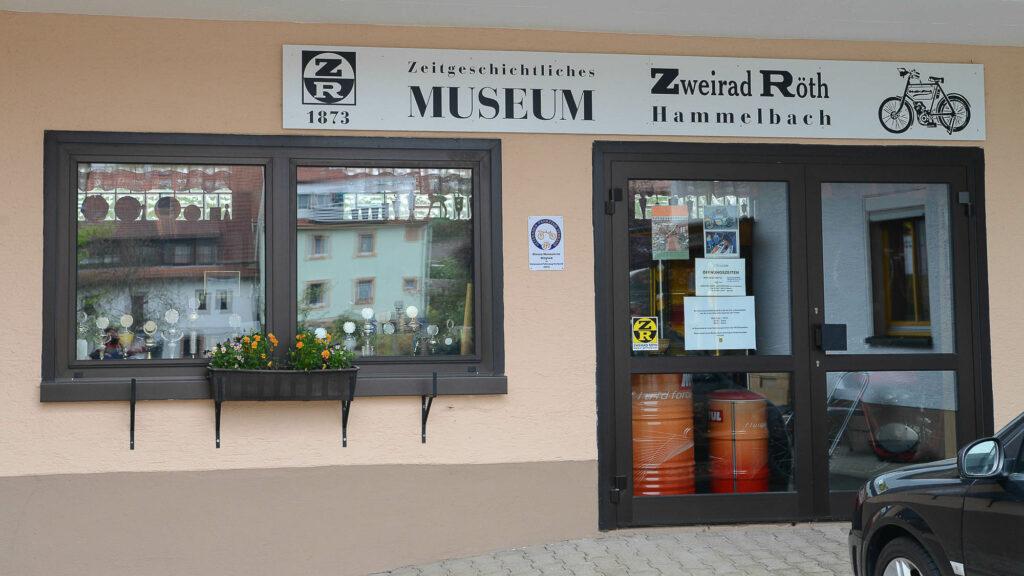 Fritz Röth's kleines Privatmusuem in Hammelbach