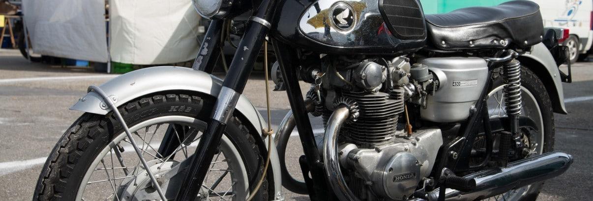 Motorrad Klassikertreffen in Tydal