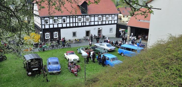Oldtimermuseum Cunewalde