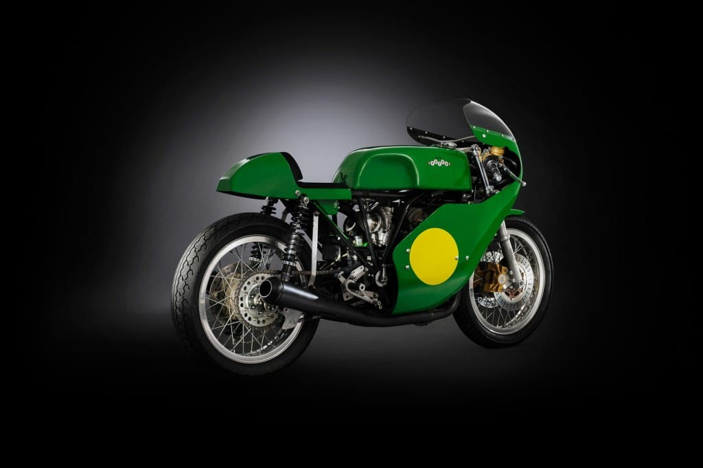 Die Paton BM3R Re-Edition leistet 76 pS und kostet 72.000 Euro (Quelle: Cristian Di Luccio - meda36)