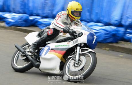 Dieter Braun beim Schottenring-Classic GP