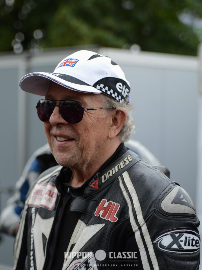 """""""The Prince of Speed"""" Phil Read war auch beim Schottenring-Classic GP"""
