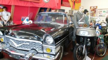 Oldtimermuseum 'Mobile Welt des Ostens'